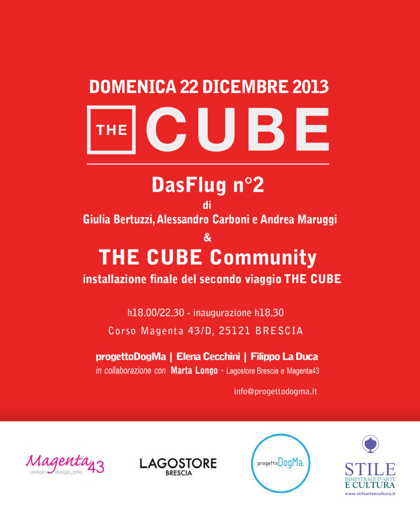 THE CUBE - DasFlug