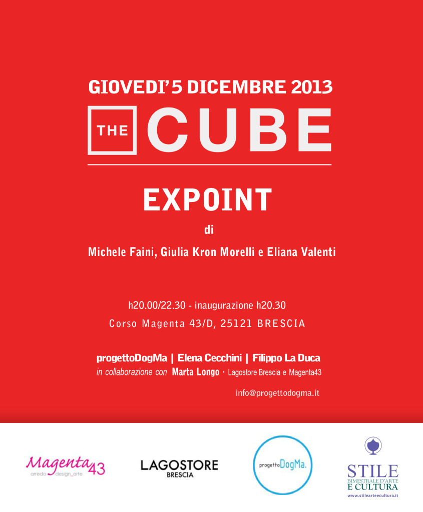 THE CUBE - Expoint