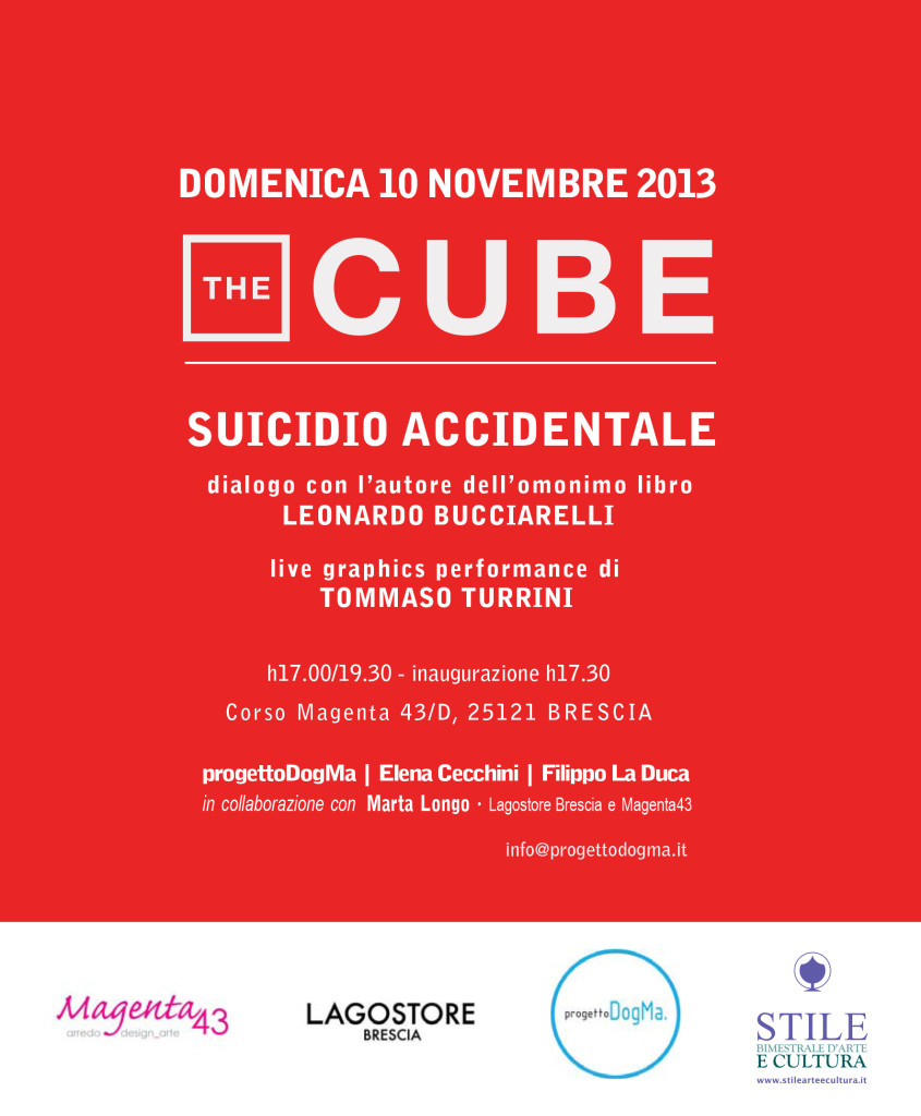 THE CUBE - Suicidio Accidentale