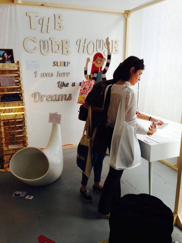 The Cube - Superstudio - design week 2014 - Milano