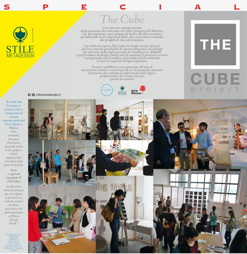 The Cube - Superstudiopiù